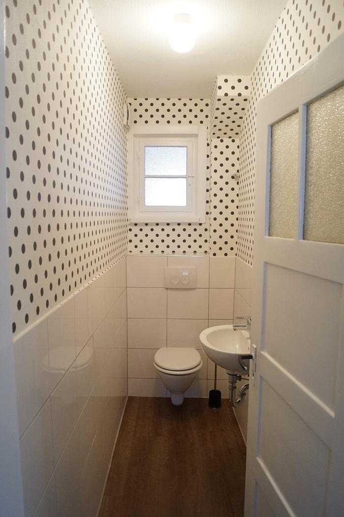 Gästetoilette die gästetoilette in neuem glanz the guest toilet in splendour