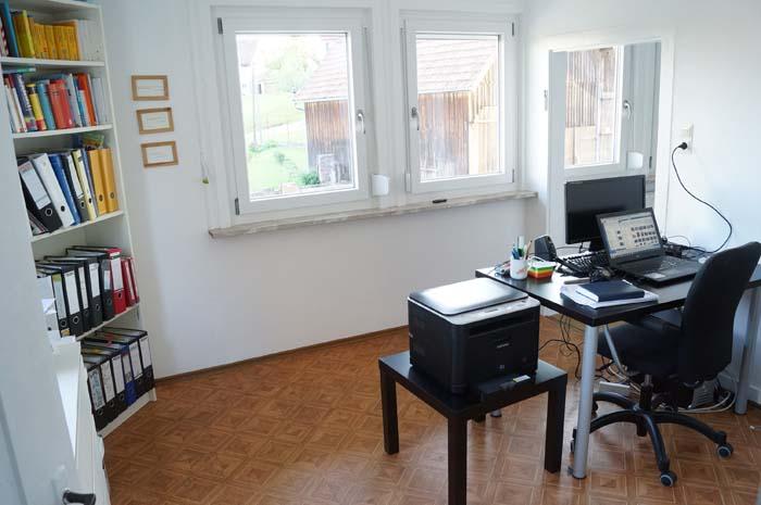 1 Büro neu