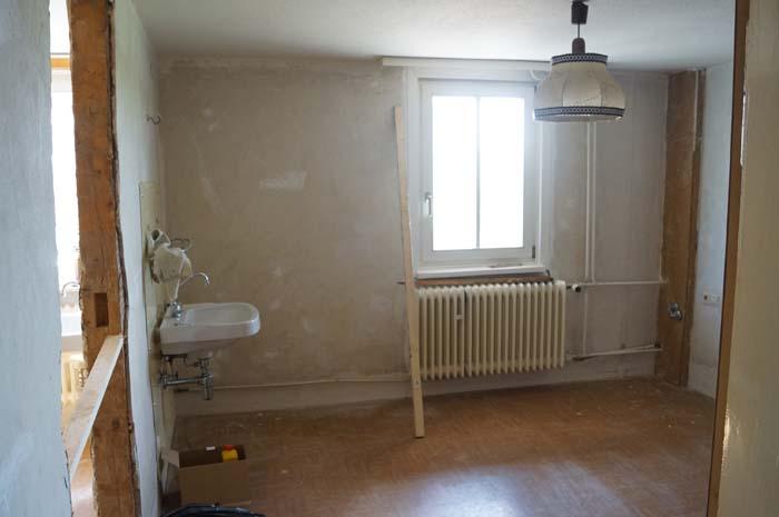 1 Zimmer neu