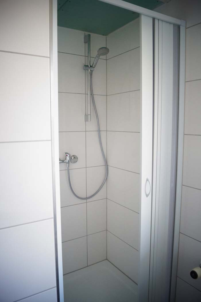 die fast fertigen badezimmer the almost finished bathrooms mein haus im schwarzwald my. Black Bedroom Furniture Sets. Home Design Ideas