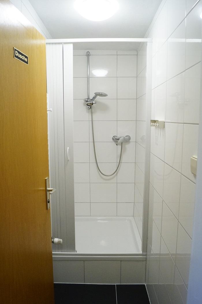 Back To Baustelle Oder Die Neue Dusche